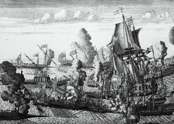 Этот день в истории: 23 июня 1710  — капитуляция Выборга (Северная война)