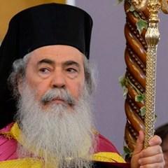 Блаженнейший Патриарх Иерусалимский Феофил осудил действия, направленные против канонической УПЦ