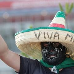 Мексика победила Новую Зеландию и сместила Россию на третье место