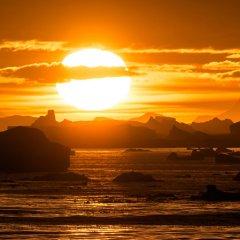 Тающая Антарктика