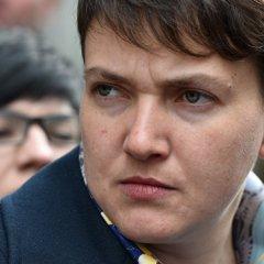 Савченко почти полминуты матом описывала политическую ситуацию на Украине
