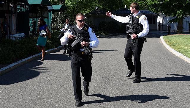 СМИ: сотрудник Секретной службы США случайно подстрелил себя