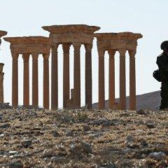 Генштаб сообщил об операции против ИГ* к северо-западу от Пальмиры