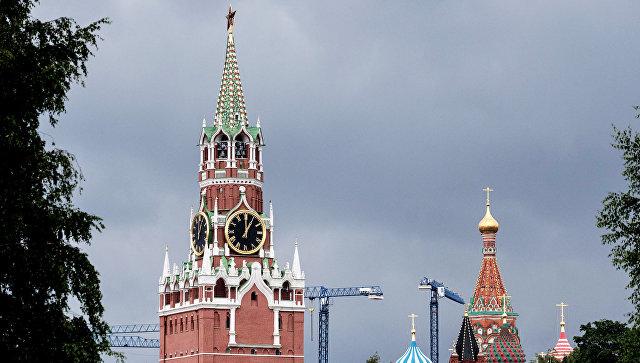 В Кремле отказались ответить на вопрос о реакции РФ на новые санкции США