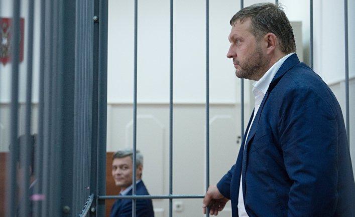 Заседание суда по делу губернатора Кировской области Никиты Белых