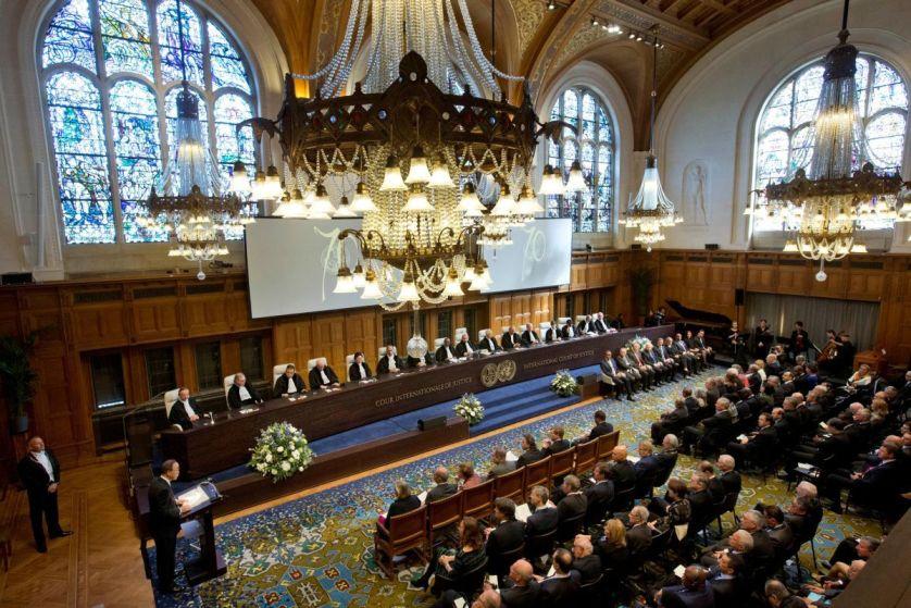 СБУ не угомонится: Киев боится проиграть суд в Гааге?