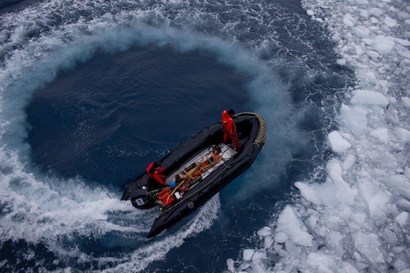 Ранее исследователи предупреждали, что если айсберг отколется, то это приведет к потере десятой части всего ледника Ларсен С.