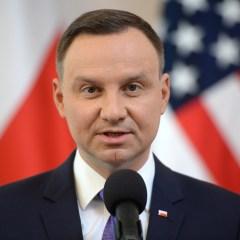 Президент Польши хочет, чтобы присутствие войск США в его стране стало постоянным
