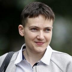 Минюст Украины зарегистрировал партию Надежды Савченко