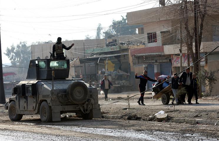 Иракские военные задержали в Мосуле 16-летнюю немку, воевавшую на стороне ИГ