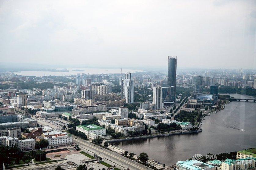 Станет ли Екатеринбург столицей России?