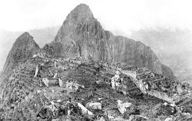 Этот день в истории: 24 июля 1911 года — Хайрам Бингем нашел город Мачу-Пикчу