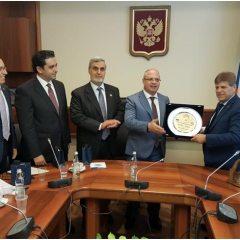 Встреча с представителями Ливанского православного совета
