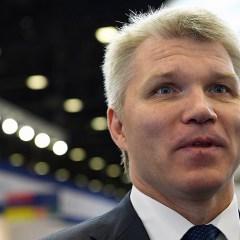 Павел Колобков: чистых спортсменов нужно допускать до международных соревнований  (Интервью)