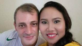 زواج اسكتلندي وفلبينية في مهب الريح بسبب حافظة نقود