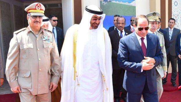 قاعدة محمد نجيب المصرية الأكبر في أفريقيا والشرق الأوسط