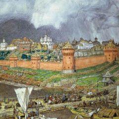 Этот день в истории: 19 июля 1485 года — в Москве заложена старейшая башня Кремля