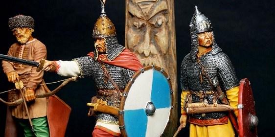 В Смоленской области в могиле дружинника найден меч X века