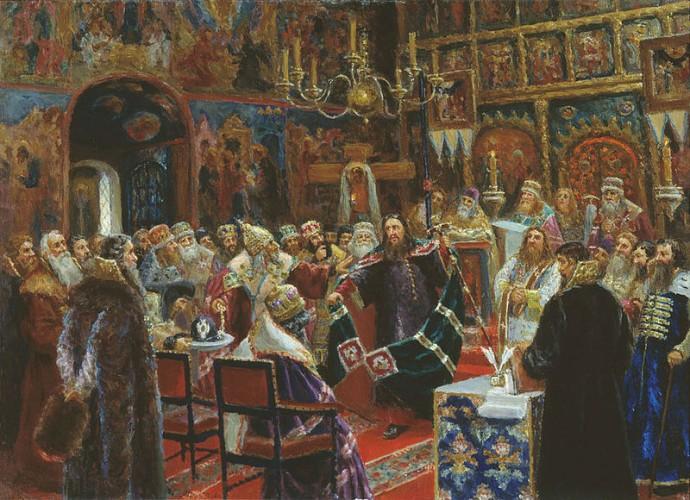 Этот день в истории: 20 июля 1658 года — Спор царя и государя