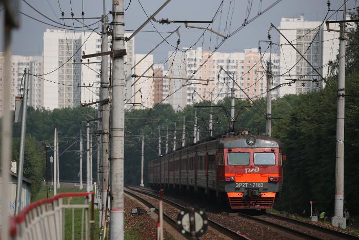 Ространснадзор объявил опасным состояние московских электричек