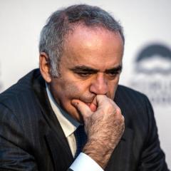 Гарри Каспаров выступит на турнире в Сент-Луисе