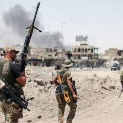 Вице-президент Ирака: победа в Мосуле не является заслугой США