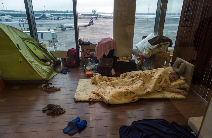 Al Modon (Ливан): Сирийские беженцы в России