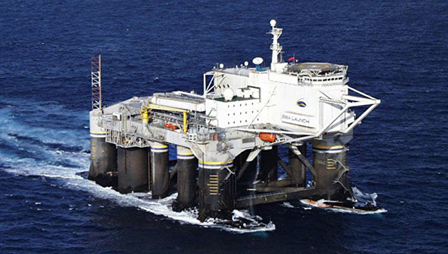 «Морской старт» могут подготовить под «Союз-5» вместо украинского «Зенита»