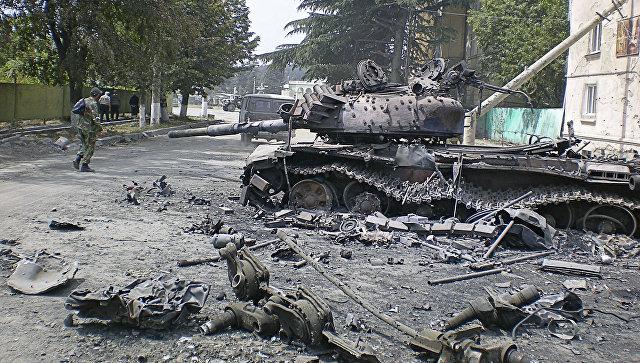 Танки США в Грузии: август 2008-го ничему не научил