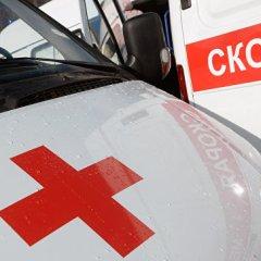 В Амурской области автомобиль столкнулся с электровозом