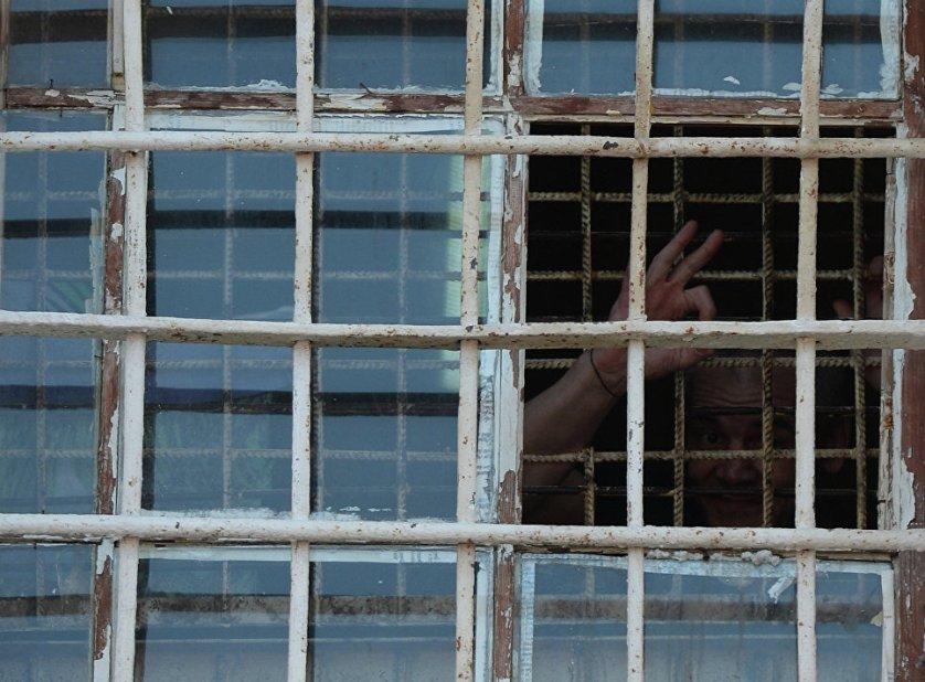 Заключенный в старом корпусе