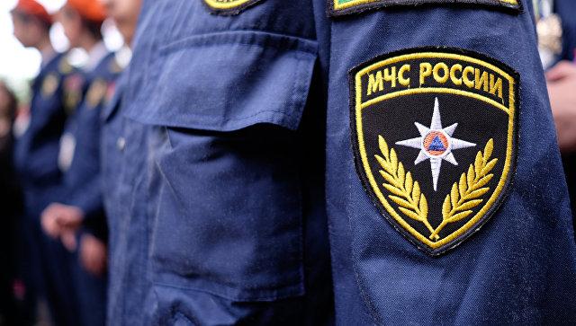В Крыму несколько десятков автомобилей снесло селевым потоком