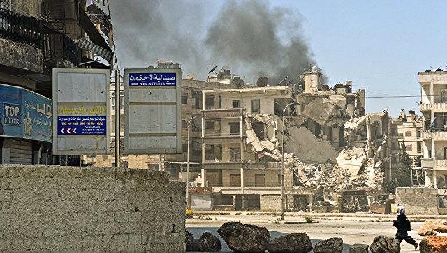 В Сирии восточнее Итрии создали еще одно кольцо окружения ИГ