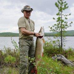 Заказы у мастера, на чью блесну Путин в Туве поймал щуку, выросли вдвое