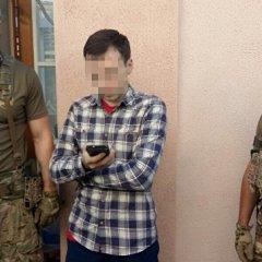 На Украине на два месяца арестовали журналиста, подозреваемого в госизмене