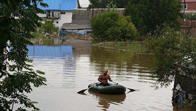 Синоптики сообщили об угрозе нового паводка в Приморье