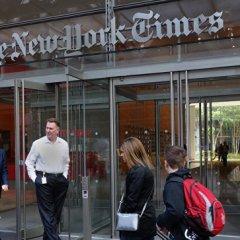 Белый дом «разочарован» в New York Times из-за статьи о климате