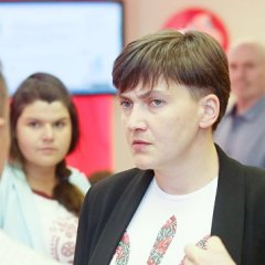 Савченко предложила управлять Украиной, как XVII веке