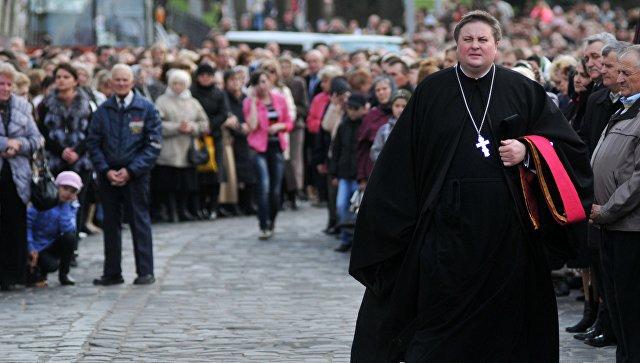 Священник: украинские униаты готовы к диалогу с Московским Патриархатом