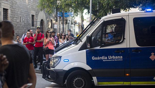 СМИ сообщили о задержании подозреваемого в совершении теракта в Барселоне