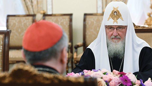 Патриарх: РПЦ и Римско-католическая церковь вступили в новый этап отношений