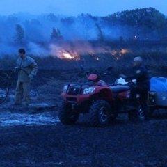 Один из подозреваемых в поджогах в Волгоградской области признал вину