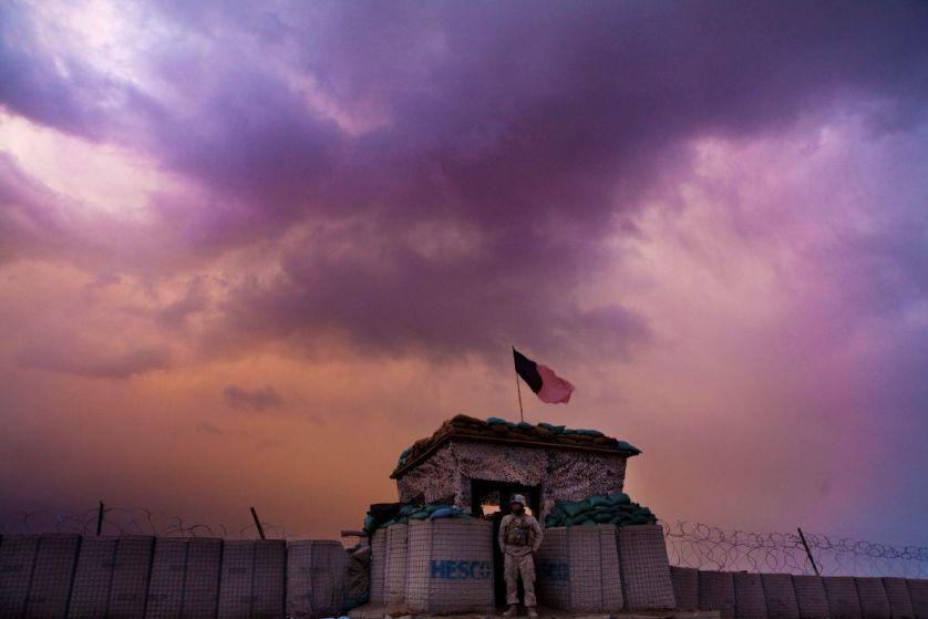 Эксперт: стратегия Трампа по Афганистану предполагает решение проблемы военным путем
