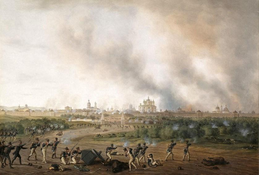 Этот день в истории: 16 августа 1812 года — началось Смоленское сражение
