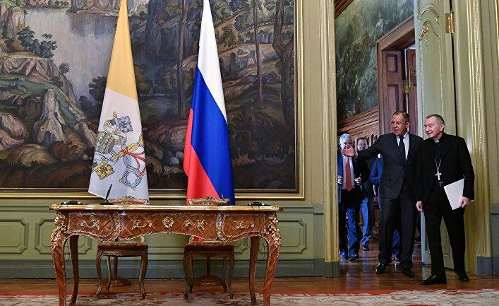 La Stampa (Италия): Россия и Ватикан достигли взаимопонимания (Интервью)