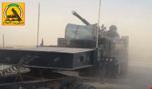 تعزيزات عسكرية كبيرة تتجه نحو تلعفر