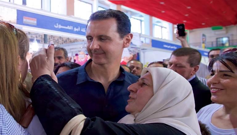 Al Modon (Ливан): Так Россия реабилитирует Асада