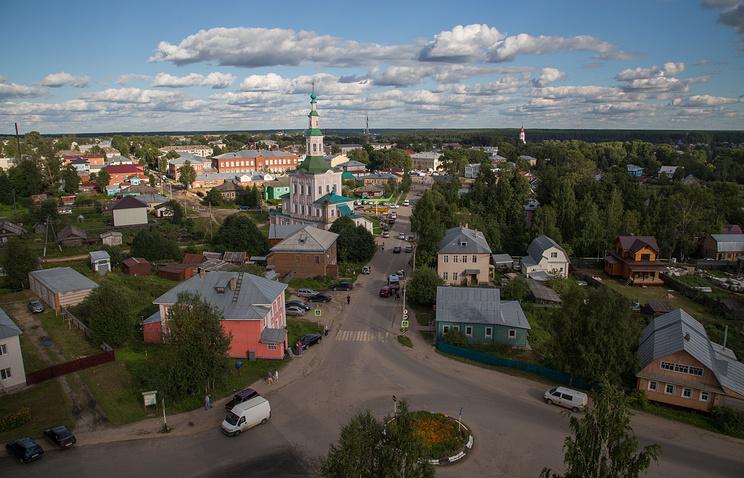 Город мореходов и солеваров: вологодская Тотьма отметила 880-летие