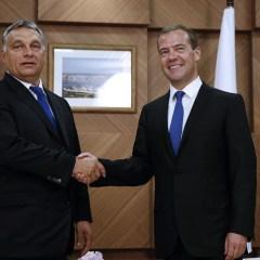Медведев: партнерские российско-венгерские отношения поступательно развиваются