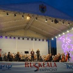Фестиваль оперной музыки в горном парке «Рускеала» в Карелии собрал 2,7 тыс. зрителей